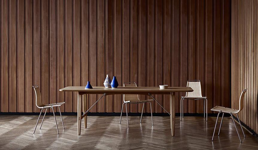 美しさと機能の調和を追求したデザイナーの代表作|CARL HANSEN & SØN