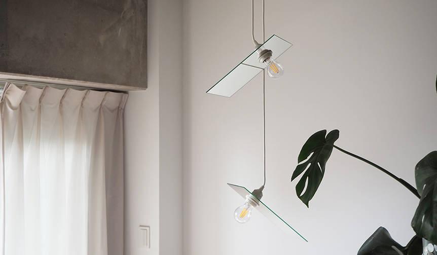 照明効率とデザイン性の高さ。斬新な発想が生んだ「鏡像の照明」|Airconditioned