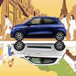 ピエール・エルメ・パリとコラボレーションした限定車|Renault
