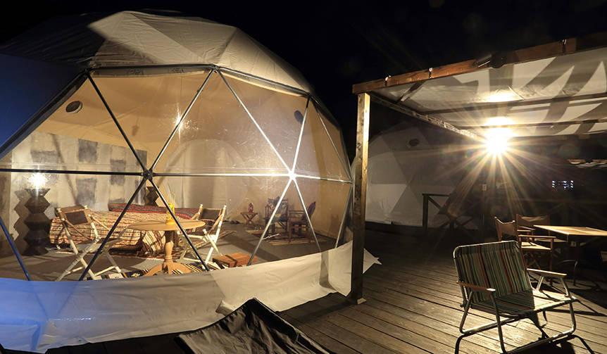 京都丹後にグランピングを楽しめる体験型リゾート「シエナヒルズ」が誕生|Siena Hills