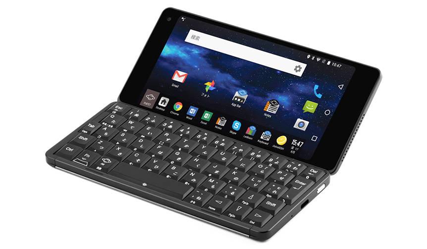 Android OSを搭載。5.9インチ手のひらサイズのスマートフォンPDA|LINKS