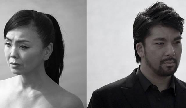 松田美由紀と聖児セミョーノフによるプロジェクト『S et M』が始動|LOUNGE