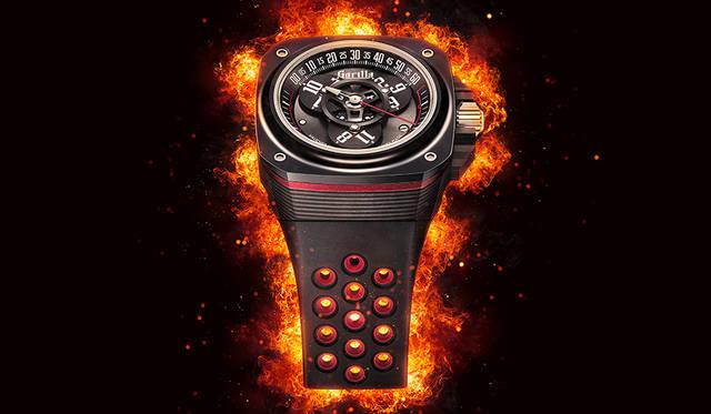 腕時計メーカーとしての意欲が見える、Gorillaの最新作|Gorilla