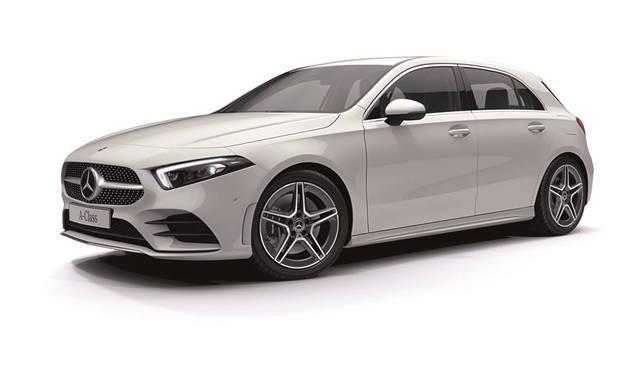 メルセデスAクラスに初のディーゼルモデル|Mercedes-Benz