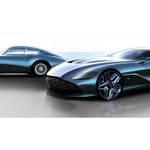 ザガート設立100周年を記念した19台限定モデルのレタリングを公開|Aston Martin