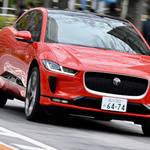 ジャガー初の電気自動車「I-PACE」に試乗|Jaguar