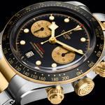 ダイバーズ、レーシングウオッチの伝統を見事に統合した「ブラックベイ クロノ S&G」|TUDOR
