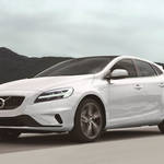ボルボ V40 T5 Rデザインの最終章を飾る特別限定車|Volvo