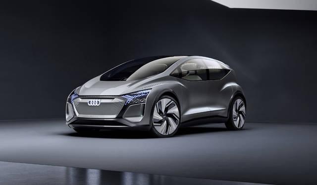 アウディが自動運転シティカー「AI:ME」を発表|Audi