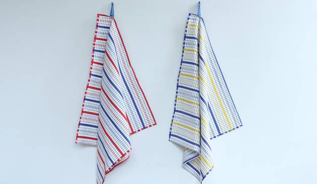 使うほどに実感する。キッチンタオルのデザインを変えた1枚|TextielMuseum