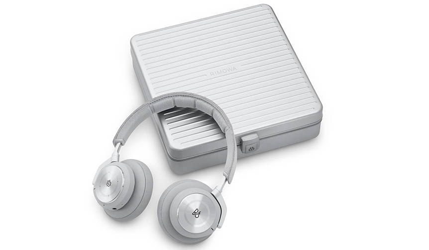旅と音楽をつなげる特別なヘッドフォン|RIMOWA × Bang & Olufsen