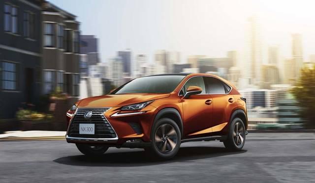レクサスNX、安全装備が進化|Lexus
