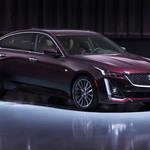 キャデラックの新型コンパクトセダン「CT5」デビュー|Cadillac