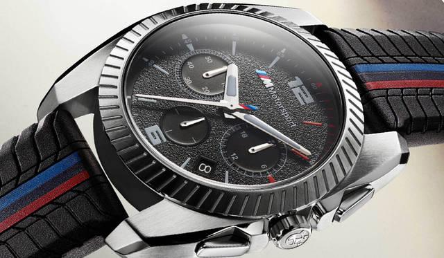 BMWのデザインコンセプトを腕上に落とし込むNEWウオッチコレクション|BMW