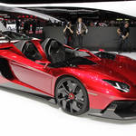 ジュネーブ現地リポート|Lamborghini