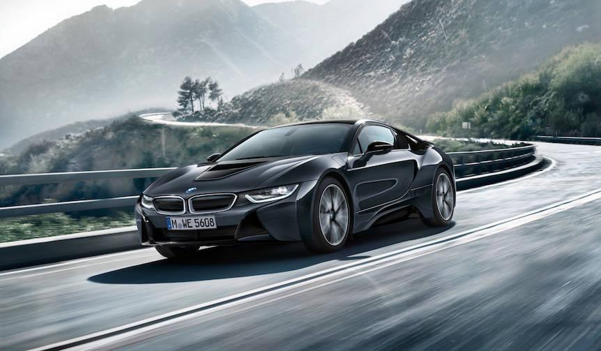 BMW i8に特別カラーの限定モデル登場|BMW