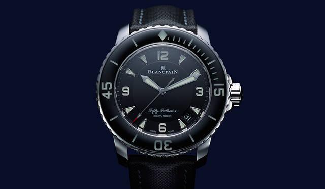 ダイバーズウオッチのスタイルを築いた、現存する世界最古の時計ブランド|BLANCPAIN