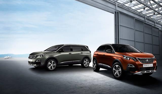 プジョー3008、5008が新エンジンと8段ATを採用|Peugeot