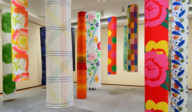 『石本藤雄展 -マリメッコの花から陶の実へ-』、表参道・スパイラルで開催|ART