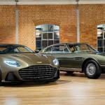 アストンマーティン、007にヒントを得たDBSスーパーレッジェーラを発表|Aston Martin