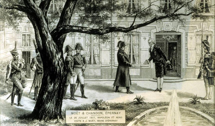 モエ・エ・シャンドン モエ アンペリアル 150年 アニバーサリー(2)  MOËT & CHANDON