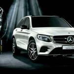 メルセデス・ベンツのSUV「GLC」に特別仕様車「ローレウス エディション」|Mercedes-Benz