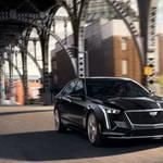 進化した2019年モデルのキャデラックCT6登場|Cadillac
