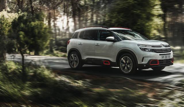 快適性を高めるシトロエンの新型SUV「C5エアクロスSUV」発売|Citroen