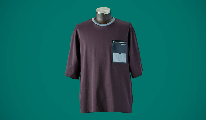 vol.45「東京ブランドのTシャツ」PORTVEL|ポートヴェル