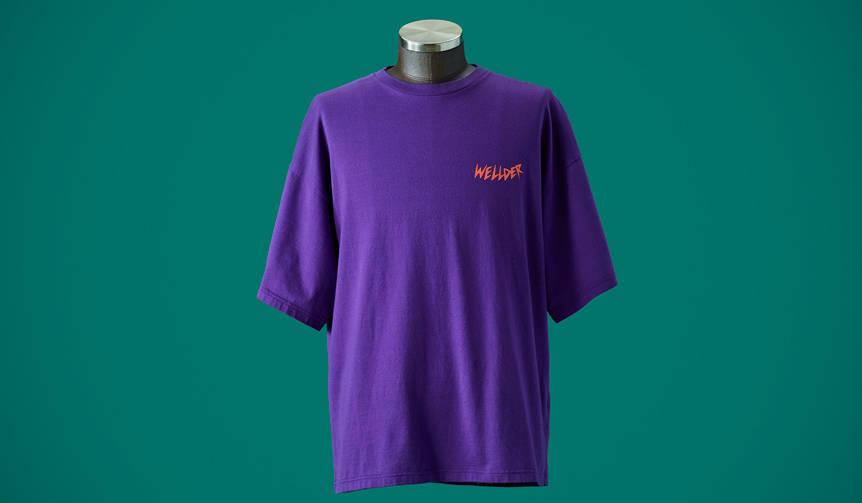vol.45「東京ブランドのTシャツ」WELLDER|ウェルダー