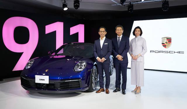 新型ポルシェ911ジャパンプレミア|Porsche