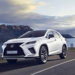 マイナーチェンジしたレクサスのSUV「RX」登場|Lexus