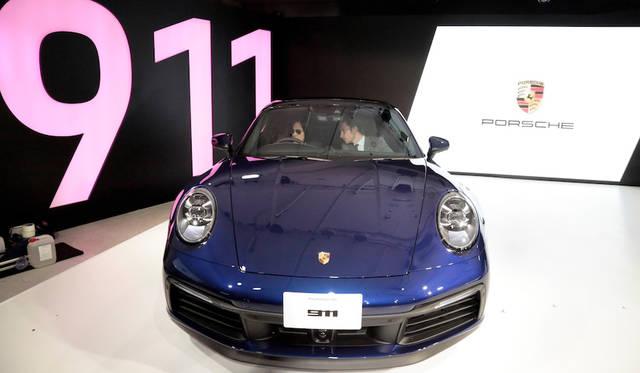 編集大魔王、祐真朋樹が新型911を語る|Porsche