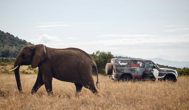 ケニアでフィールドテストする新型ディフェンダーの最新動画を公開|Land Rover
