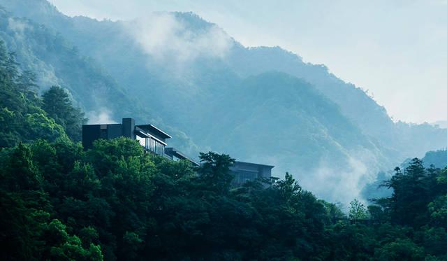 台湾・台中の自然豊かな温泉地に「星のやグーグァン」がオープン|HOSHINOYA Guguan