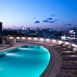 東京の夜景 × ナイトプールという贅沢体験 Grand Nikko Tokyo Daiba