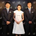 dunhill|サッカー日本代表オフィシャルスーツ「勝負服」ローンチイベントを開催