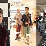 新宿店メンズフロアがバージョンアップ|BARNEYS NEW YORK|GALLERY