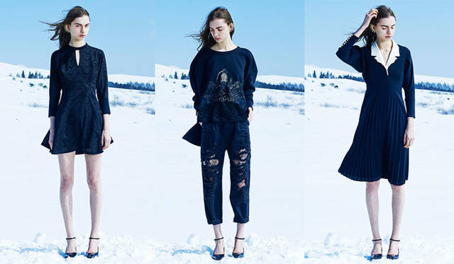 mame|2014年秋冬コレクション