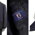 "dunhill|サッカー日本代表オフィシャルスーツ""勝負服""が2014年も発売 ギャラリー"