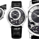 PIAGET 大胆な発想が実現した世界最薄の手巻き腕時計 ギャラリー
