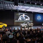 2つのサブブランドで拡大するメルセデス Mercedes-Benz ギャラリー