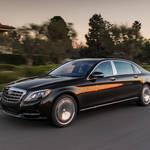 マイバッハ S クラスをためす Mercedes-Maybach ギャラリー