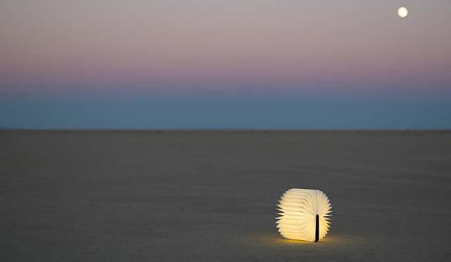 MoMA DESIGN STOREで本型LEDライト「Lumiosf」イベント開催|ARK TRADING|GALLERY