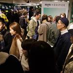 パリ発の合同展示会「MAN(マン)」とエディフィスの関係とは? ÉDIFICE ギャラリー