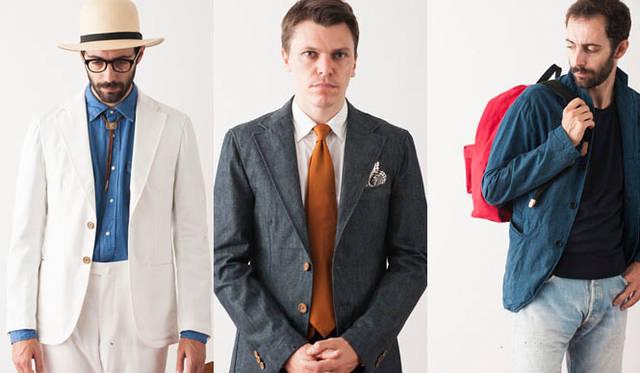 アーミッシュの人びとの着こなしをフジト流に解釈した最新コレクション|FUJITO ギャラリー