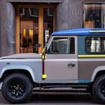 ポール・スミス氏の特別なランドローバー Land Rover ギャラリー