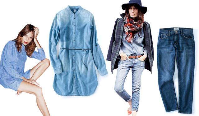 特集|ファッションアイコンに学ぶ、秀逸なデニムコーディネイト ギャラリー