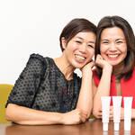 早坂香須子とCHICO SHIGETAが「SHIGETA」UVシリーズを解説する(3)|SHIGETA ギャラリー