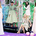 ディオール 2015-16年秋冬オートクチュールコレクション Dior